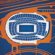 Chicago Bears Soldier Field Stadium Print