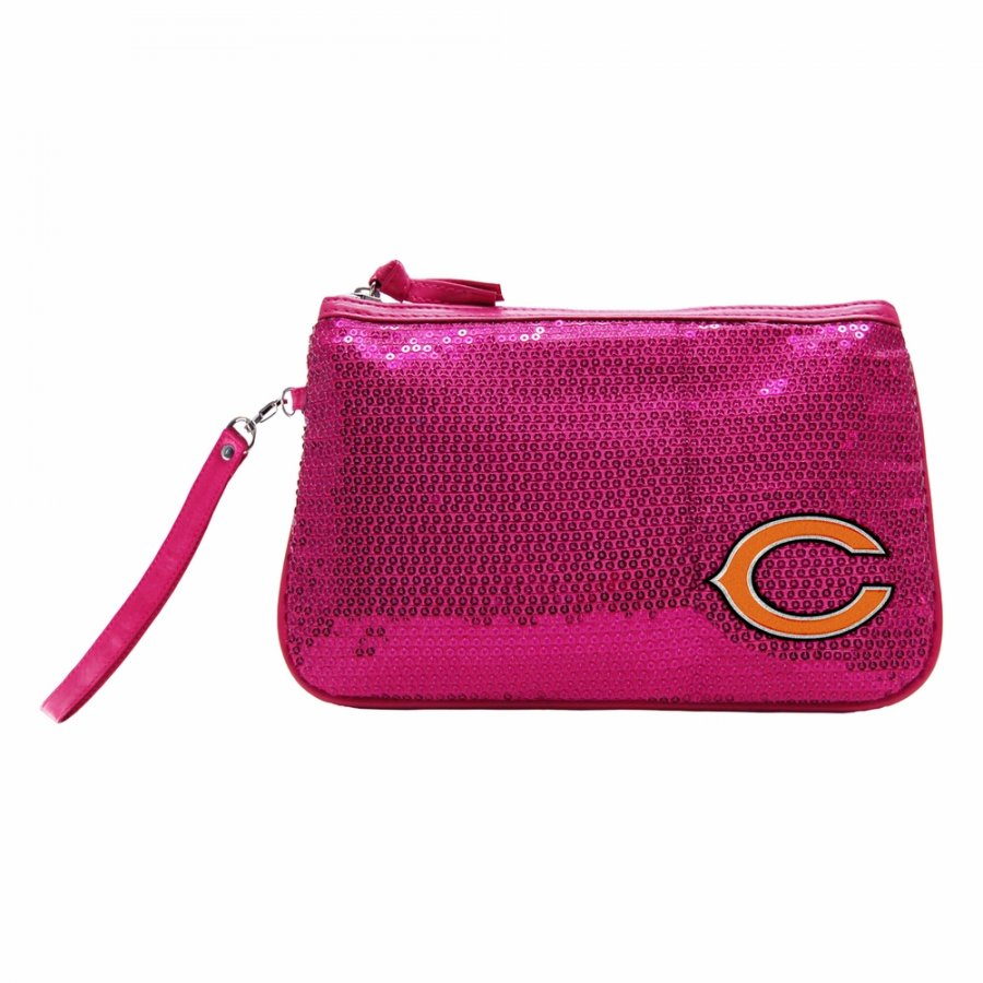 Chicago Bears Stat Wristlet