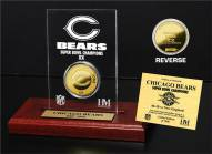 Chicago Bears Super Bowl XX Champions Etched Acrylic