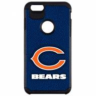 Chicago Bears Team Color Pebble Grain iPhone 6/6s Plus Case