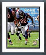 Chicago Bears Tim Jennings 2011 Action Framed Photo