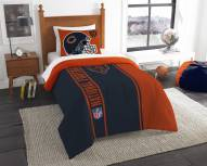Chicago Bears Twin Comforter & Sham Set