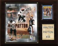 "Chicago Bears Walter Payton 12 x 15"" Player Plaque"