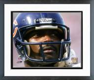 Chicago Bears Walter Payton 1987 Framed Photo