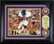 Chicago Bears Walter Payton 24KT Gold Coin Photomint
