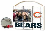 Chicago Bears Weathered Logo Photo Frame