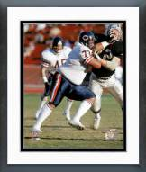 Chicago Bears William Perry 1987 Action Framed Photo