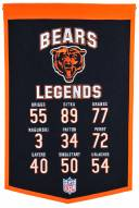 Chicago Bears Legends Banner