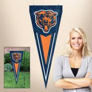 Chicago Bears Yard Pennant