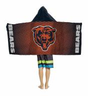 Chicago Bears Youth Hooded Towel