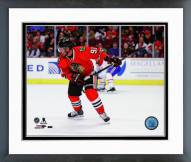 Chicago Blackhawks Brad Richards 2014-15 Action Framed Photo