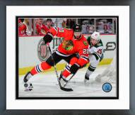 Chicago Blackhawks Brandon Saad 2014-15 Action Framed Photo