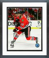 Chicago Blackhawks Jonathan Toews Game 3 2015 Stanley Cup Finals Framed Photo