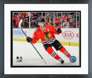 Chicago Blackhawks Patrick Sharp 2014-15 Action Framed Photo