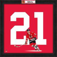 Chicago Blackhawks Stan Mikita Uniframe Framed Jersey Photo