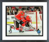 Chicago Blackhawks Trevor van Riemsdyk 2014-15 Action Framed Photo