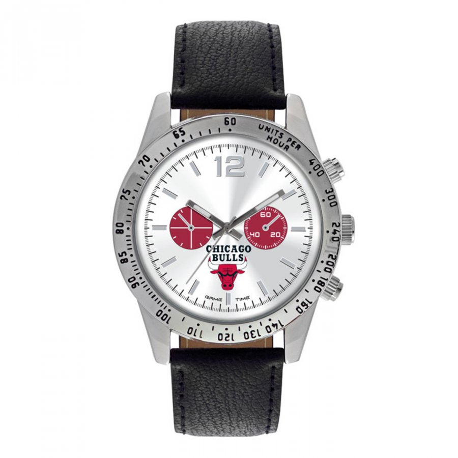 Chicago Bulls Men's Letterman Watch