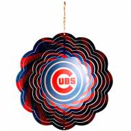 "Chicago Cubs 10"" Geo Spinner"