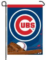 "Chicago Cubs 11"" x 15"" Garden Flag"