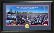 Chicago Cubs 2016 World Series Champions Parade Panoramic Bronze Coin Photo Mint