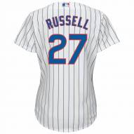 Chicago Cubs Addison Russell Women's Replica Home Baseball Jersey