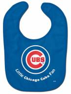 Chicago Cubs All Pro Little Fan Baby Bib