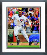 Chicago Cubs Anthony Rizzo 2014 Action Framed Photo