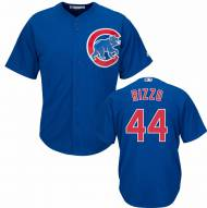 Chicago Cubs Anthony Rizzo Replica Royal Baseball Jersey