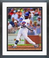 Chicago Cubs Arismendy Alcantara 2014 Action Framed Photo