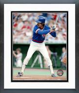 Chicago Cubs Bill Buckner Batting Framed Photo