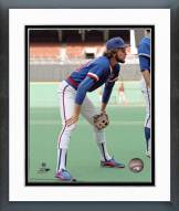 Chicago Cubs Bill Campbell Posed Framed Photo