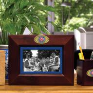 Chicago Cubs Brown Landscape Picture Frame