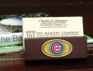 Chicago Cubs Business Card Holder