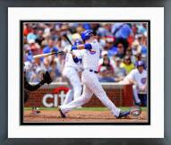 Chicago Cubs Chris Coghlan 2014 Action Framed Photo