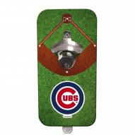 Chicago Cubs Clink 'N Drink Bottle Opener