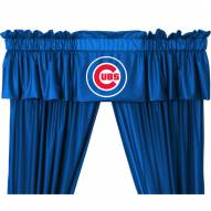 Chicago Cubs Curtain Valance