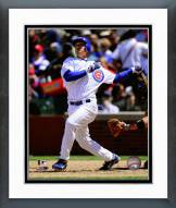 Chicago Cubs Darwin Barney Framed Photo