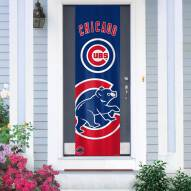 Chicago Cubs Door Banner