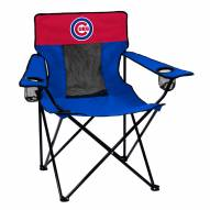 Chicago Cubs Elite Tailgating Chair