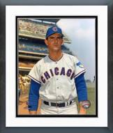 Chicago Cubs Ernie Broglio Posed Framed Photo