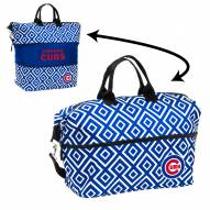 Chicago Cubs Expandable Tote Bag