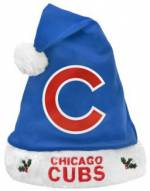 Chicago Cubs Santa Hat