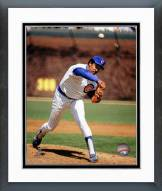 Chicago Cubs Fergie Jenkins 1983 Action Framed Photo