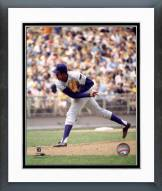 Chicago Cubs Ferguson Jenkins Pitching Framed Photo
