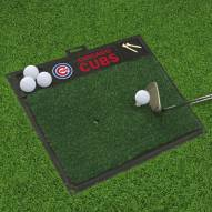 Chicago Cubs Golf Hitting Mat