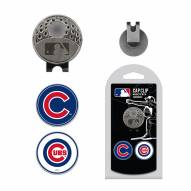 Chicago Cubs Hat Clip & Marker Set