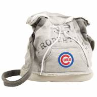 Chicago Cubs Hoodie Duffle