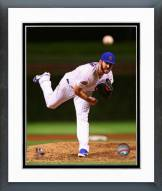 Chicago Cubs Jake Arrieta 2014 Action Framed Photo