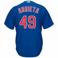 Chicago Cubs Jake Arrieta Replica Royal Alternate Baseball Jersey
