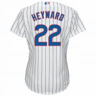 Chicago Cubs Jason Heyward Women's Replica Home Baseball Jersey
